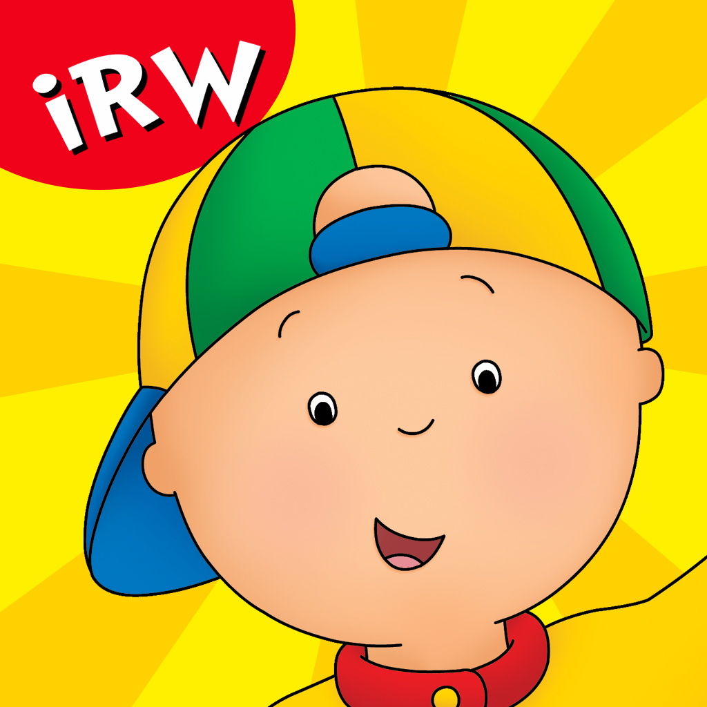 mzl.yxvbzyuf iRead With: Caillou: What's That Funny Noise? by Tribal Nova  Review
